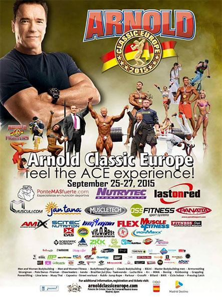 Arnold Classic Madrid 2015 Arnod-10