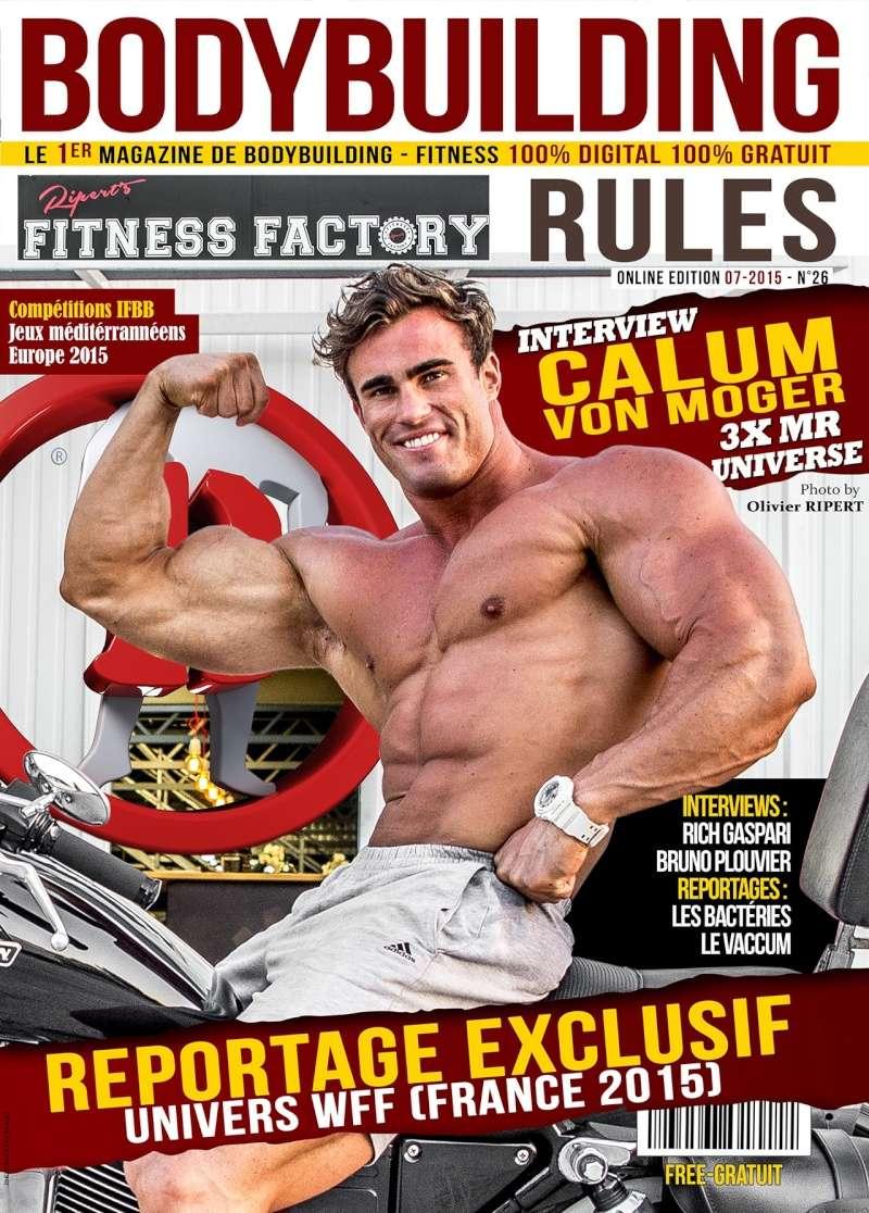 magazine - www.bodybuilding-rules.com le magazine interactif GRATUIT  Juille10