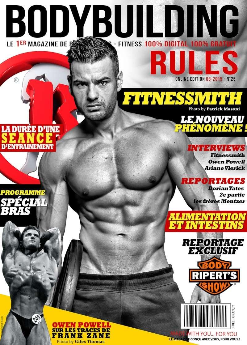 magazine - www.bodybuilding-rules.com le magazine interactif GRATUIT  Juin10