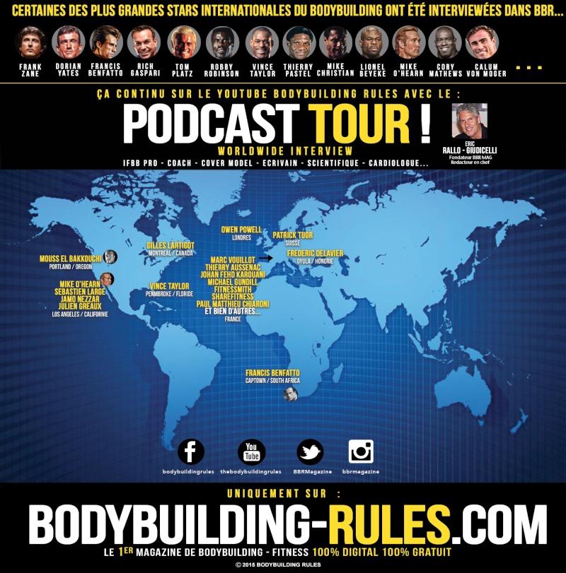 magazine - www.bodybuilding-rules.com le magazine interactif GRATUIT  Podcas10