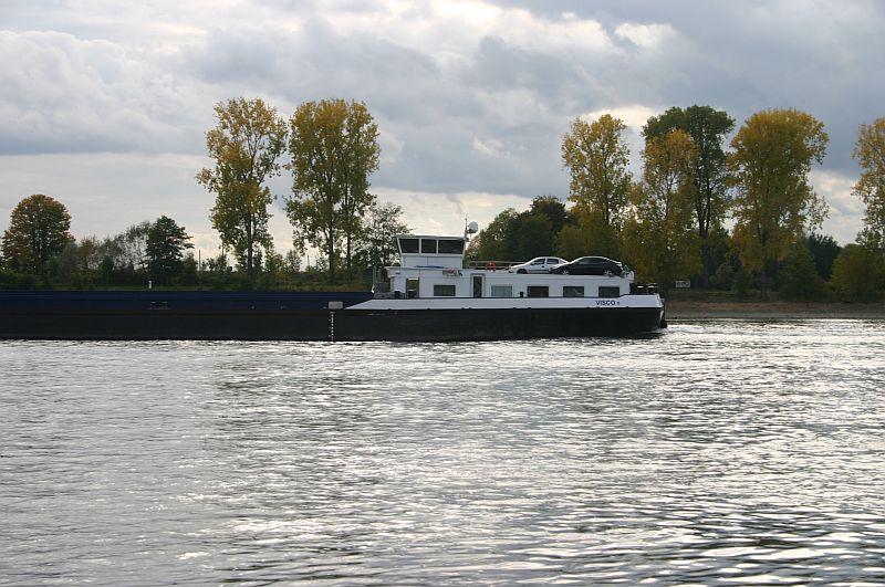 Kleiner Rheinbummel am 21.10.15 in Koblenz und Mondorf 1113