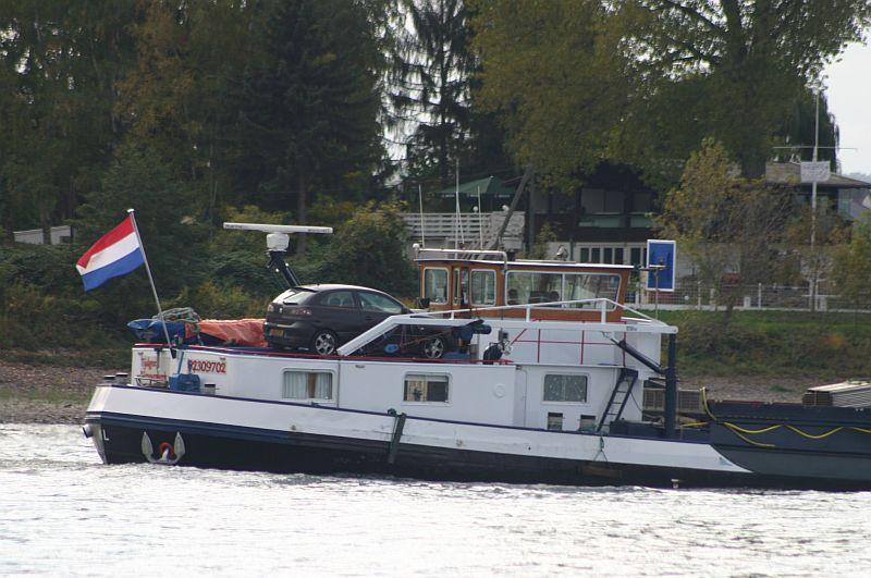 Kleiner Rheinbummel am 21.10.15 in Koblenz und Mondorf 2110