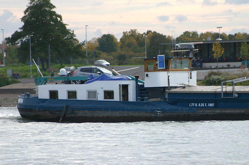 Kleiner Rheinbummel am 21.10.15 in Koblenz und Mondorf 2410