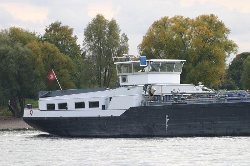 Kleiner Rheinbummel am 21.10.15 in Koblenz und Mondorf 2710