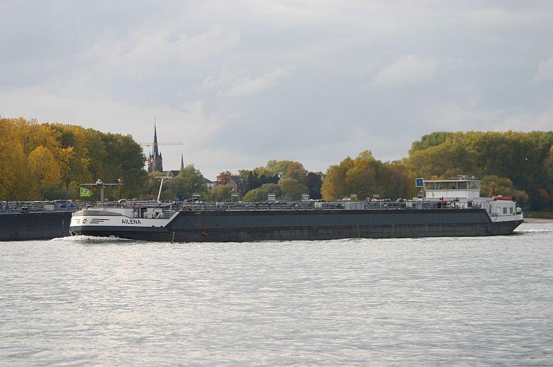 Kleiner Rheinbummel am 21.10.15 in Koblenz und Mondorf 3310