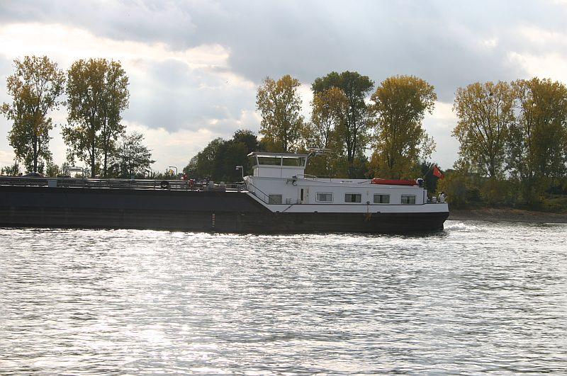 Kleiner Rheinbummel am 21.10.15 in Koblenz und Mondorf 3510