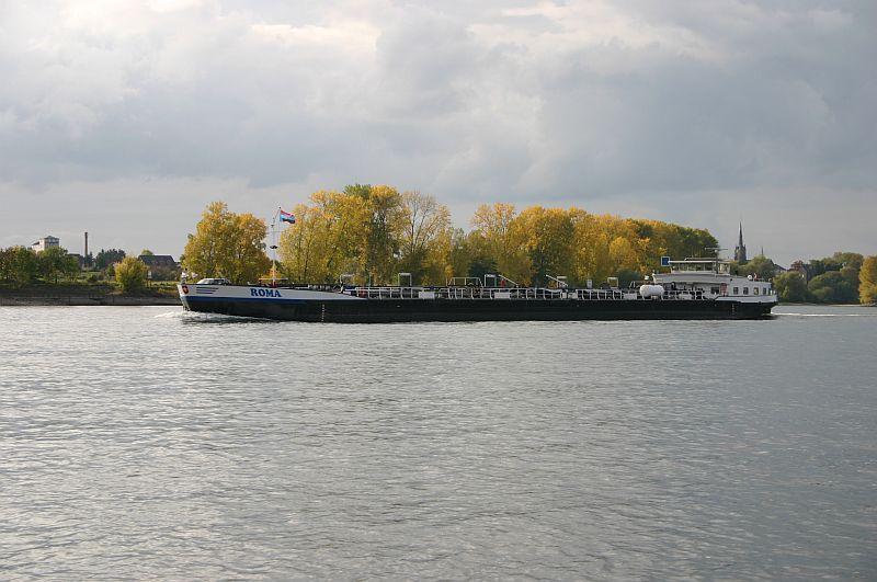 Kleiner Rheinbummel am 21.10.15 in Koblenz und Mondorf 3810