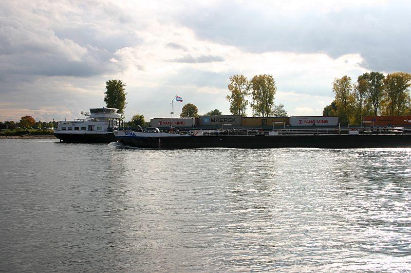 Kleiner Rheinbummel am 21.10.15 in Koblenz und Mondorf 4010
