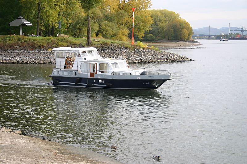Kleiner Rheinbummel am 21.10.15 in Koblenz und Mondorf 4910