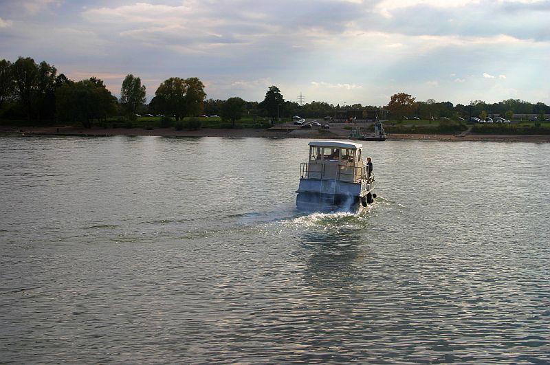 Kleiner Rheinbummel am 21.10.15 in Koblenz und Mondorf 5210
