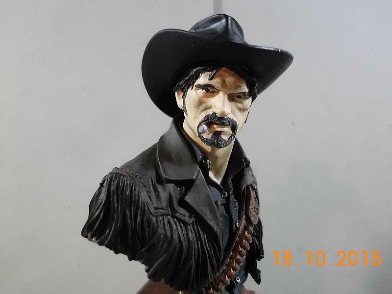 "Young Miniatures YH 1835 ""Wild West"" - Resin Büste 1/10 - Galerie C210"