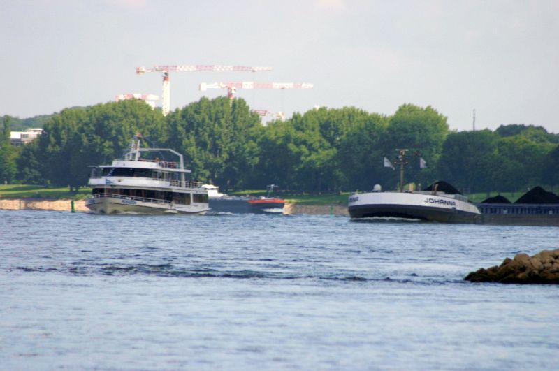 Kleiner Rheinbummel am 31.07.15 in Königswinter und Mondorf Img_3423