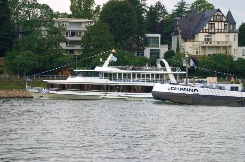 Kleiner Rheinbummel am 31.07.15 in Königswinter und Mondorf Img_3427