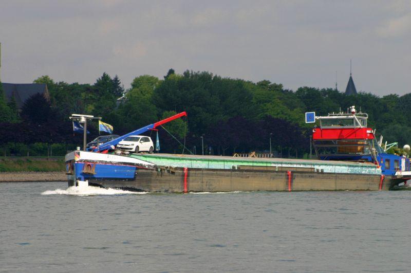 Kleiner Rheinbummel am 31.07.15 in Königswinter und Mondorf Img_3439