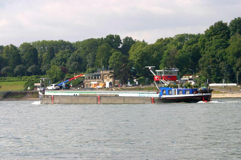 Kleiner Rheinbummel am 31.07.15 in Königswinter und Mondorf Img_3449