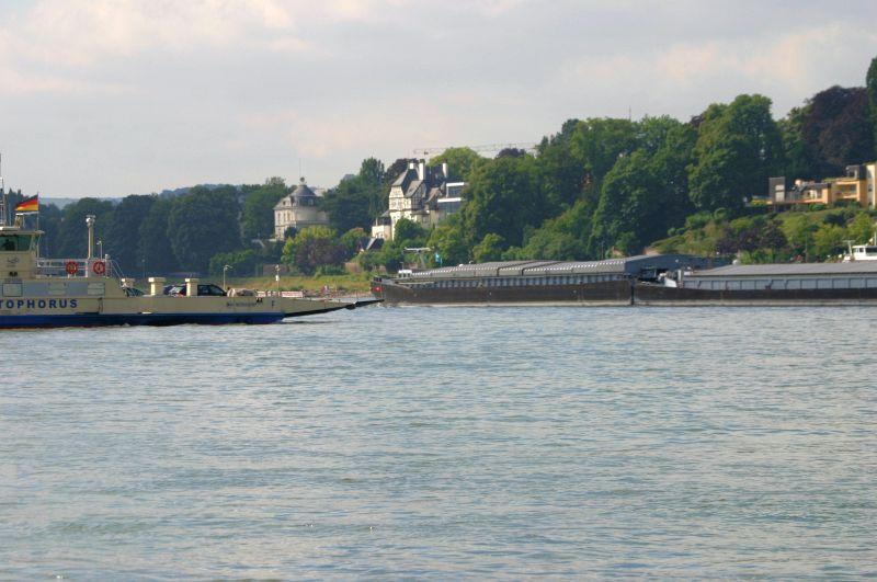 Kleiner Rheinbummel am 31.07.15 in Königswinter und Mondorf Img_3458