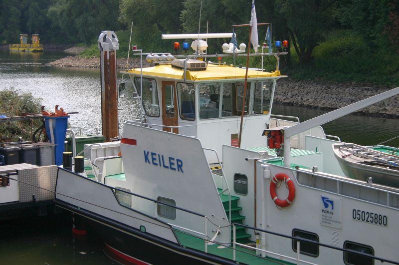Kleiner Rheinbummel am 31.07.15 in Königswinter und Mondorf Img_3544