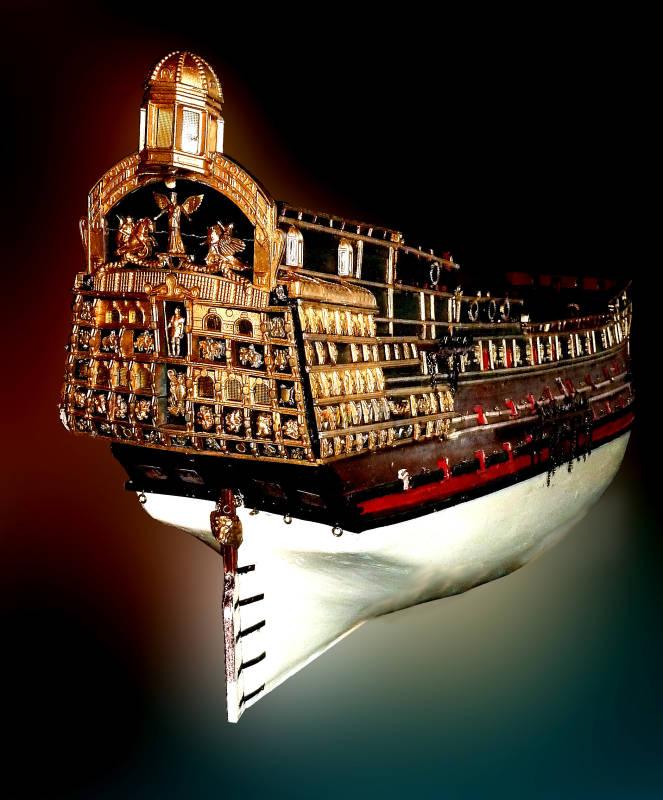 Baubericht Sovereign of the Seas P1070417
