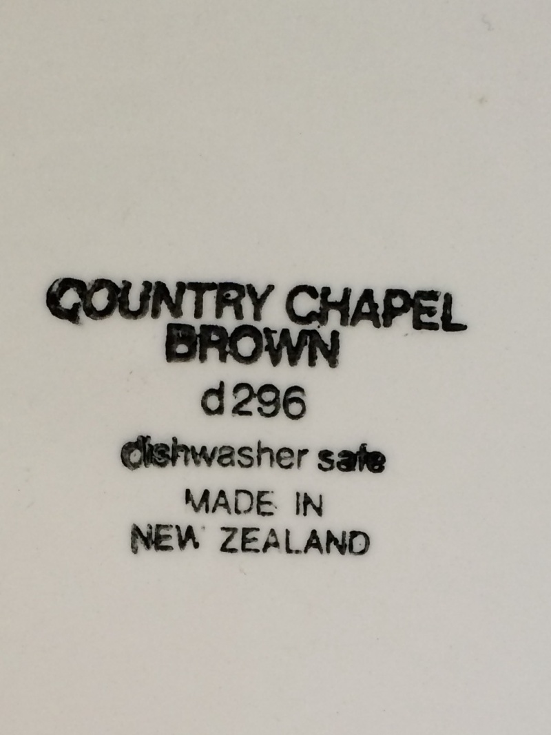 Country Chapel (Brown) d572 and Country Chapel Brown d296 Fullsi12