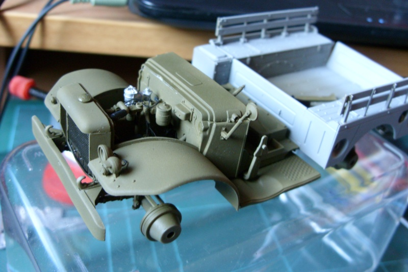 Dodge WC 51 AFV 1/35 Sn856917