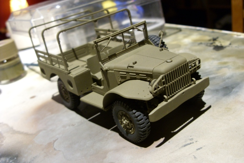 Dodge WC 51 AFV 1/35 Sn856934