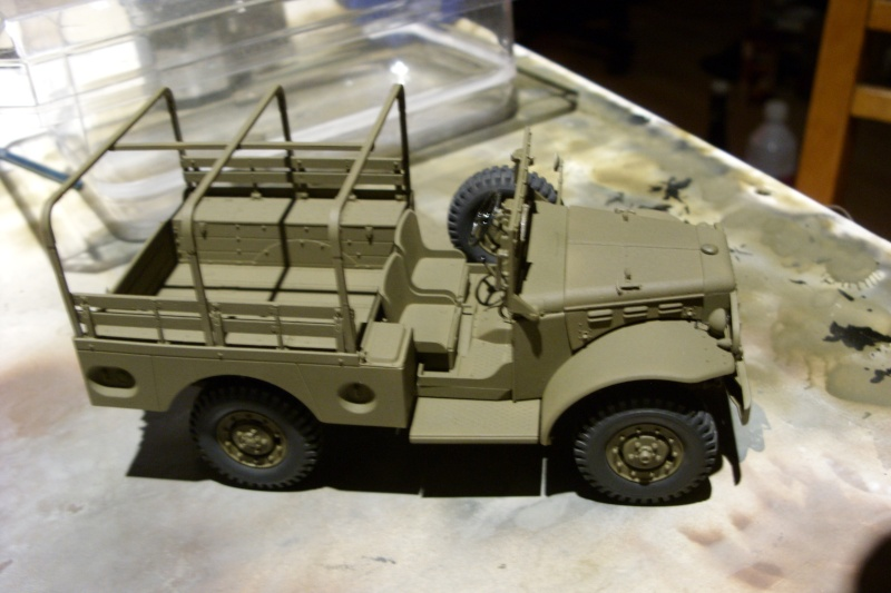 Dodge WC 51 AFV 1/35 Sn856935