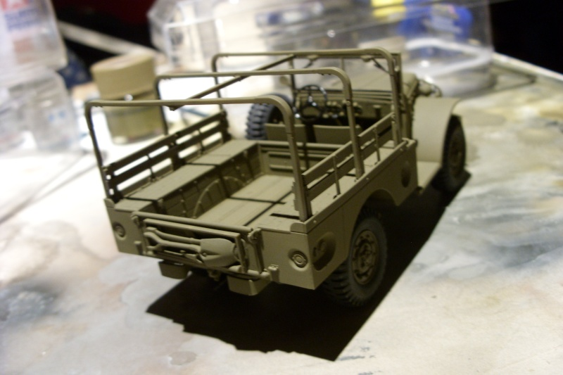 Dodge WC 51 AFV 1/35 Sn856936