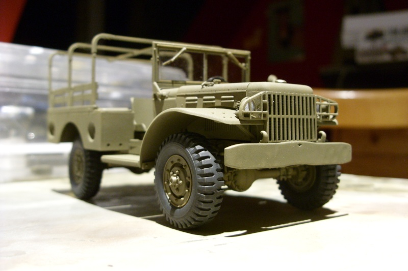 Dodge WC 51 AFV 1/35 Sn856937