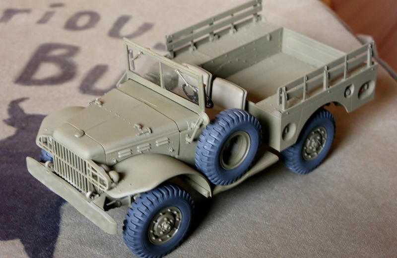 Dodge WC 51 AFV 1/35 Sn856938