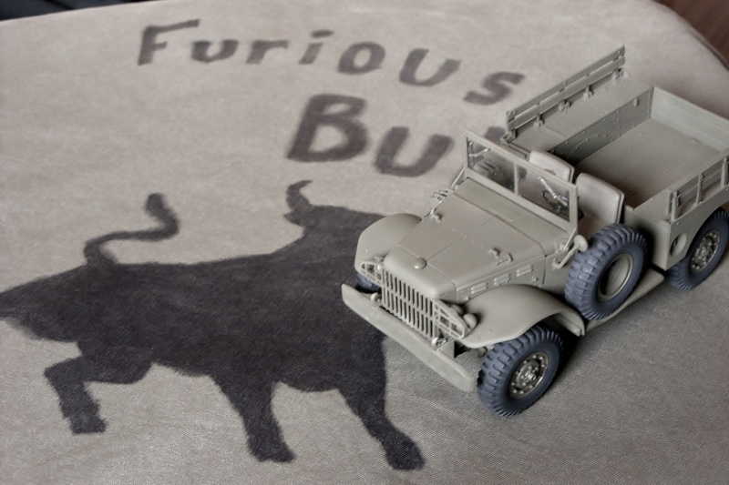Dodge WC 51 AFV 1/35 Sn856939