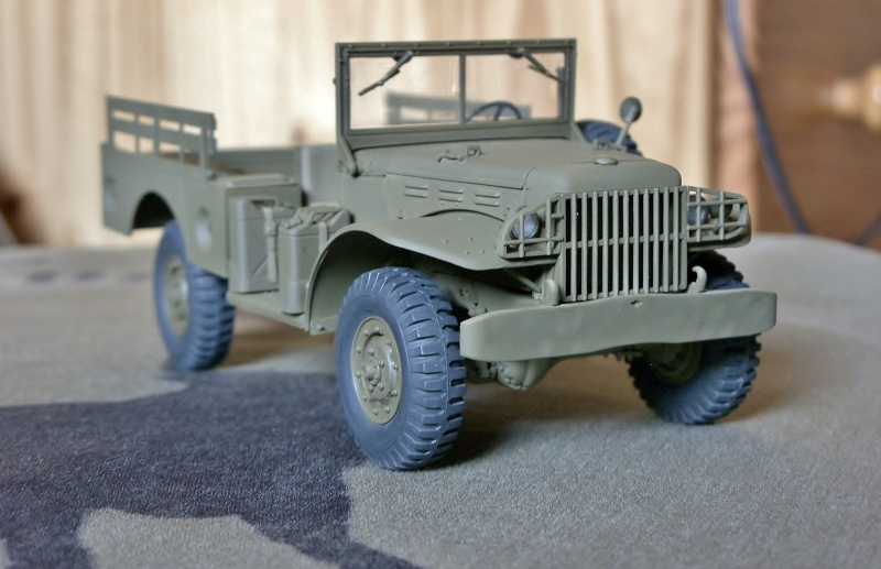 Dodge WC 51 AFV 1/35 Sn856940