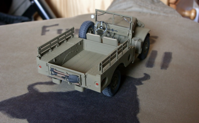 Dodge WC 51 AFV 1/35 Sn856941