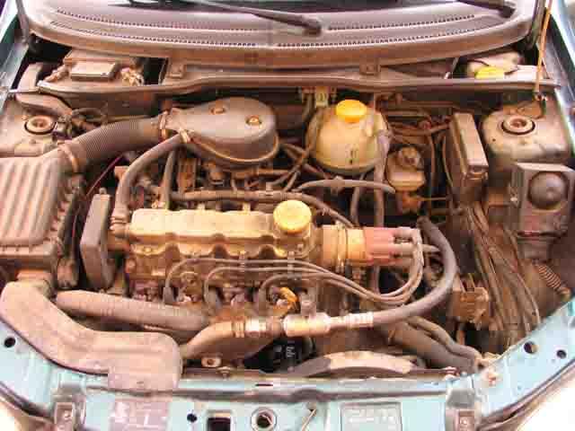 [ Opel astra 1.4 essence an 1995 ] moteur arret brutal et ne veux plus redemarrer Moteur12