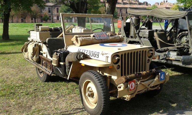 Raduno mezzi militari - Alessandria 10757010
