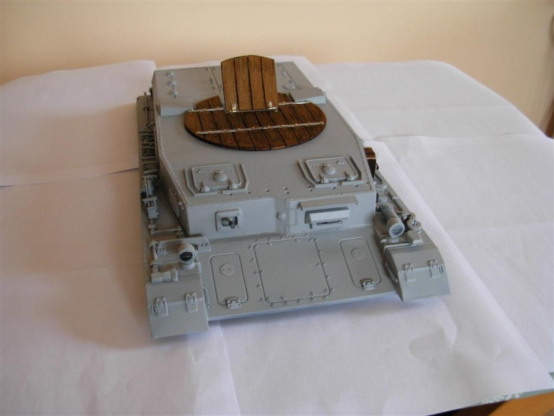 BRUCKENLEGER IV b - Carro gettaponte tedesco 1810