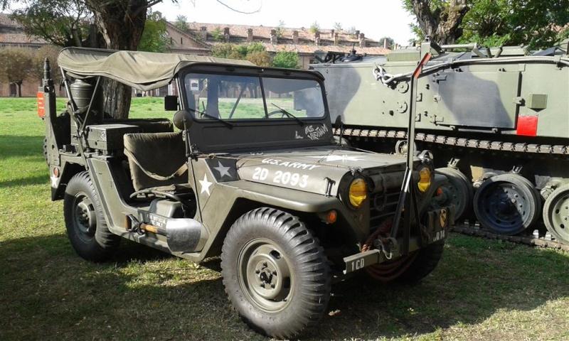 Raduno mezzi militari - Alessandria 20494110