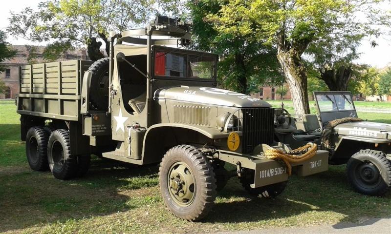 Raduno mezzi militari - Alessandria 43352910