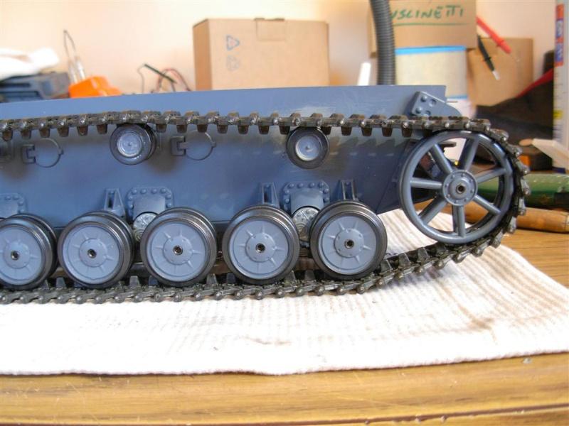BRUCKENLEGER IV b - Carro gettaponte tedesco 5b10