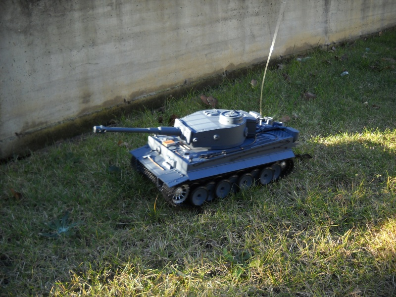 Tiger I  - S12 Dscn1510