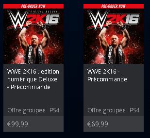 WWE 2K16: Infos de la précommande sur le PS Store et autre Hghjk10