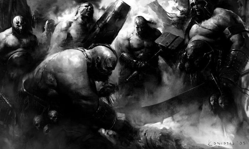 [Warhammer Fantasy Battle] Images diverses - Page 3 Ogre_k10