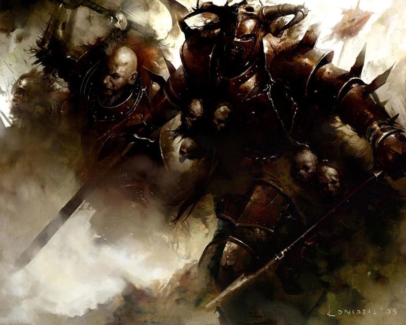 [Warhammer Fantasy Battle] Images diverses - Page 3 Warrio10