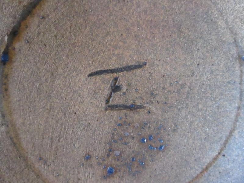 gargoyle - Gargoyle Tankard was made by Flax Gully Pottery in Golden Bay. Img_3341