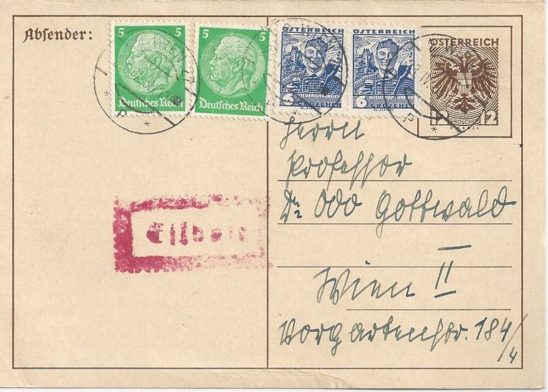 Österreich im III. Reich (Ostmark) Belege - Seite 6 Bild11