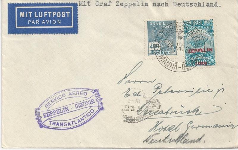 Zeppelin LZ 127 + Hindenburg - Seite 4 Bild20