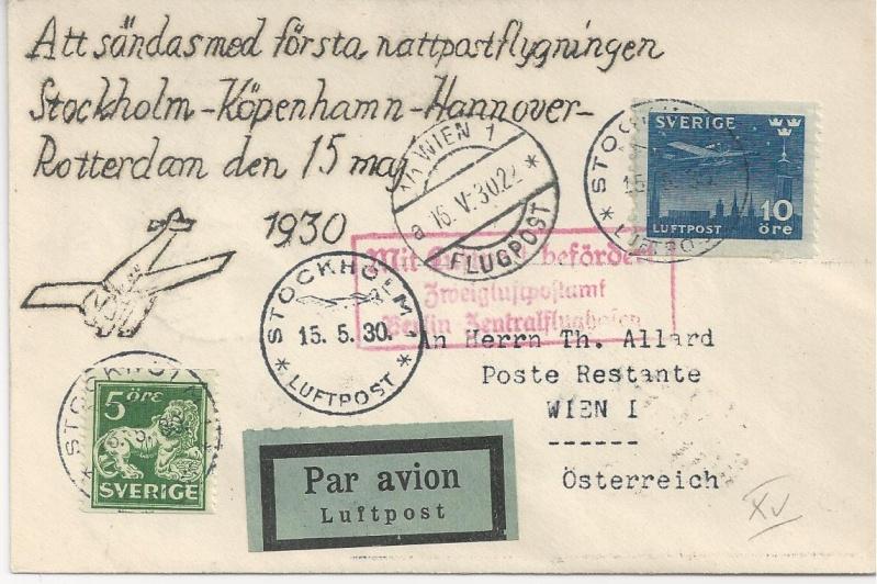 nach - Flugpost nach Österreich Bild43