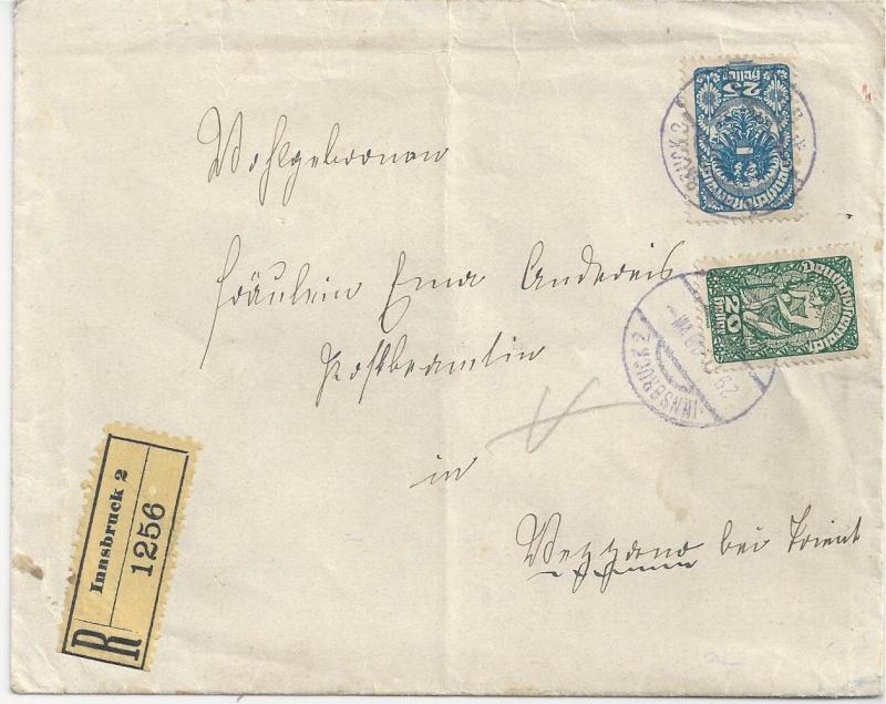 Inflation in Österreich - Belege - 1918 bis 1925 - Seite 6 Bild52