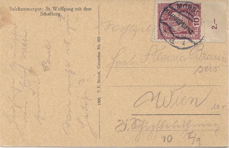 Inflation in Österreich - Belege - 1918 bis 1925 - Seite 6 Bild58
