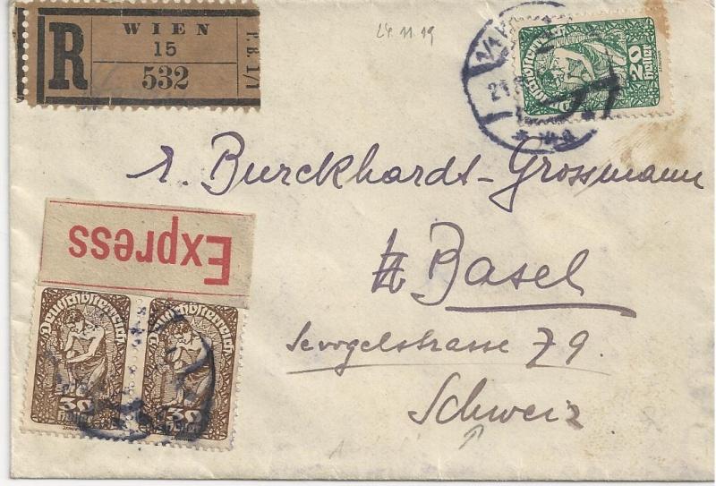 Inflation in Österreich - Belege - 1918 bis 1925 - Seite 6 Bild59