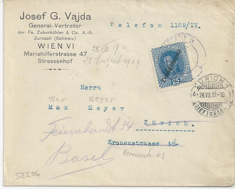 Inflation in Österreich - Belege - 1918 bis 1925 - Seite 6 Bild61